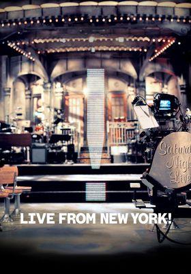 라이브 프롬 뉴욕!의 포스터