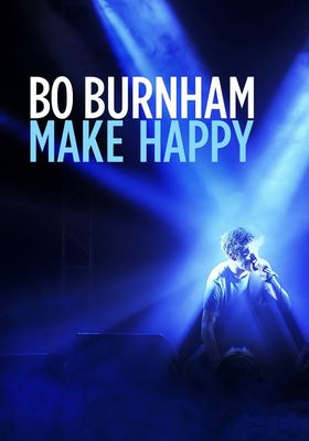 Bo Burnham: Make Happy's Poster