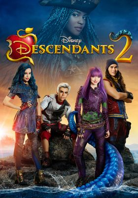 Descendants 2's Poster