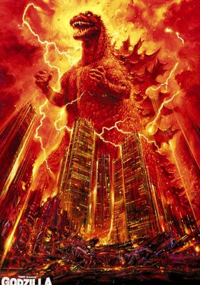 The Return of Godzilla's Poster