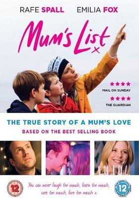 Mum's List's Poster
