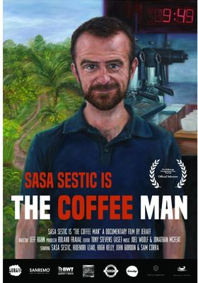The Coffee Man's Poster