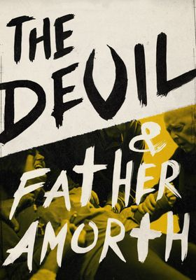 The Devil and Father Amorth's Poster