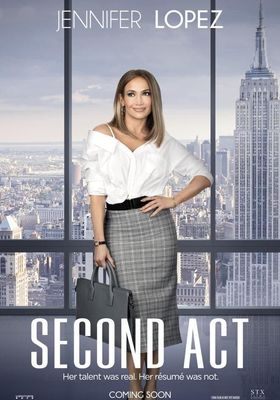 Second Act's Poster