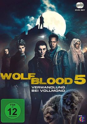 Wolfblood Season 5's Poster
