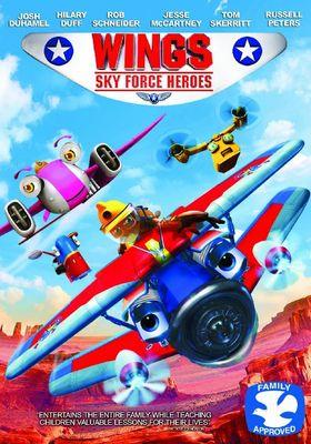 Wings: Sky Force Heroes's Poster
