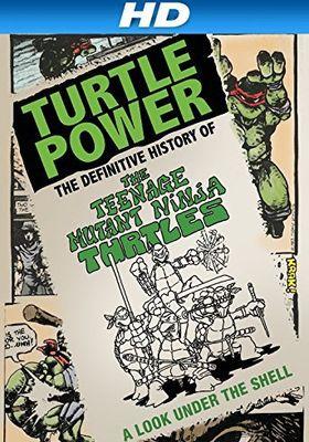 Turtle Power: The Definitive History of the Teenage Mutant Ninja Turtles's Poster