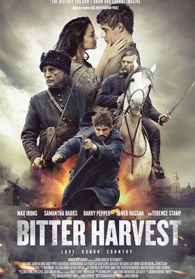 Bitter Harvest's Poster