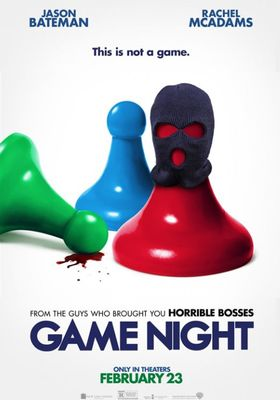 Game Night's Poster
