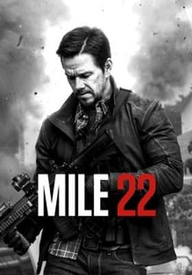 Mile 22's Poster