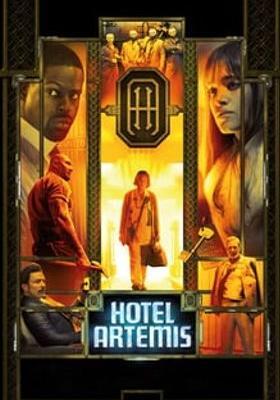 호텔 아르테미스의 포스터