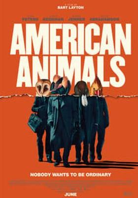 American Animals's Poster