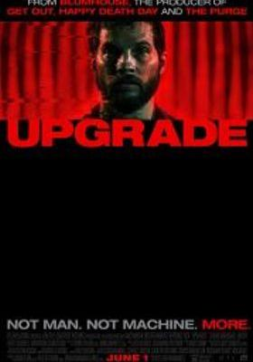 Upgrade's Poster