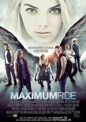 Maximum Ride's Poster