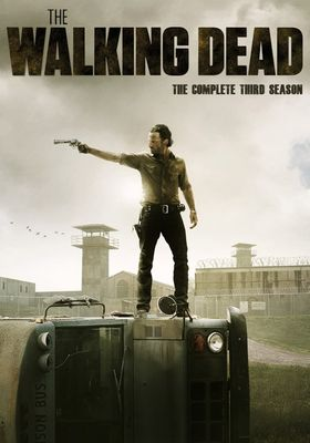 『ウォーキング・デッド シーズン3』のポスター