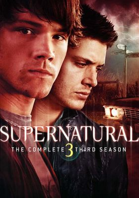 Supernatural Season 3's Poster
