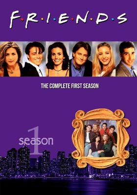Friends Season 1's Poster