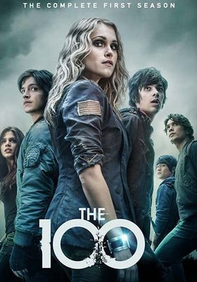 The 100 Season 1's Poster