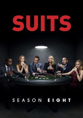 『SUITS/スーツ シーズン8』のポスター