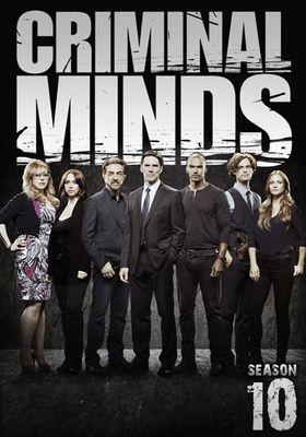 Criminal Minds Season 10's Poster