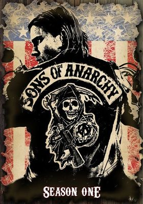 Sons of Anarchy Season 1's Poster