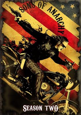 Sons of Anarchy Season 2's Poster
