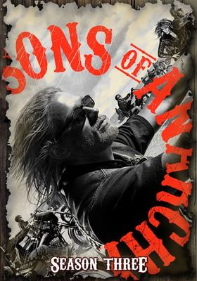 Sons of Anarchy Season 3's Poster