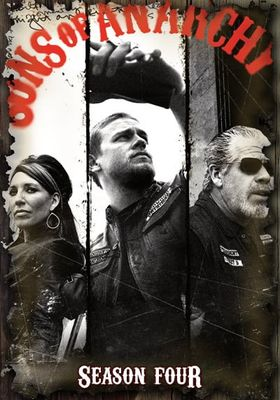 Sons of Anarchy Season 4's Poster