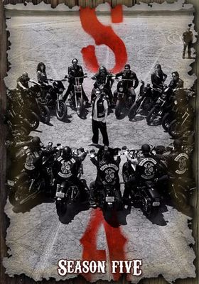 Sons of Anarchy Season 5's Poster