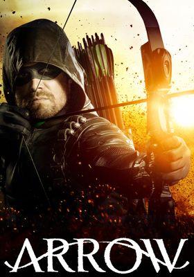 Arrow Season 7's Poster