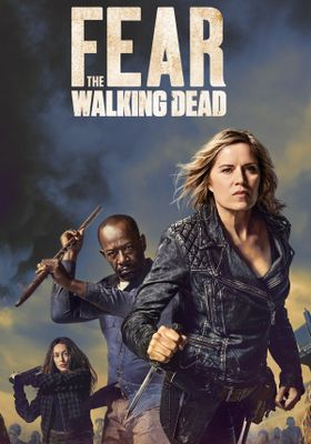 Fear the Walking Dead Season 4's Poster