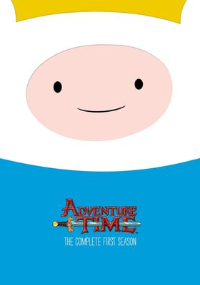 Adventure Time Season 1's Poster