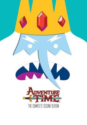 Adventure Time Season 2's Poster