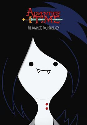 Adventure Time Season 4's Poster