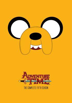 Adventure Time Season 5's Poster