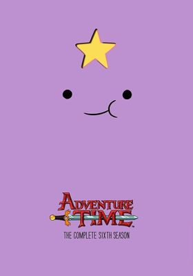 Adventure Time Season 6's Poster