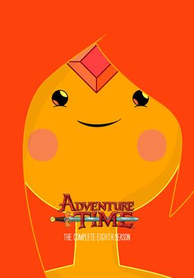 Adventure Time Season 8's Poster