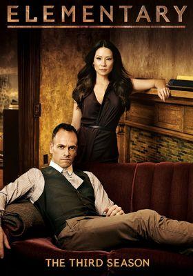 『エレメンタリー ホームズ&ワトソン in NY シーズン3』のポスター