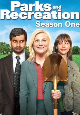 Parks and Recreation Season 1's Poster
