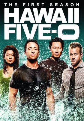 Hawaii Five-0 Season 1's Poster