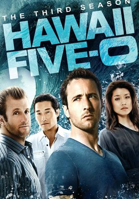 Hawaii Five-0 Season 3's Poster