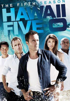 Hawaii Five-0 Season 5's Poster