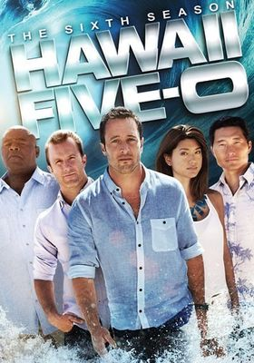 『Hawaii Five-0 シーズン6』のポスター