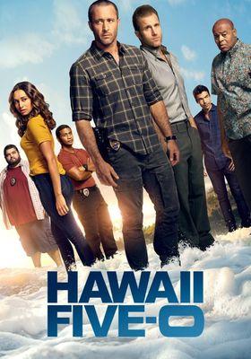 『Hawaii Five-0 シーズン8』のポスター