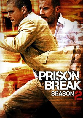 Prison Break Season 2's Poster