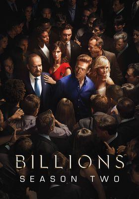 Billions Season 2's Poster