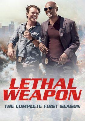 Lethal Weapon Season 1's Poster