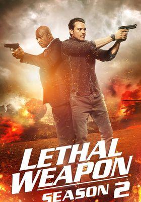 Lethal Weapon Season 2's Poster