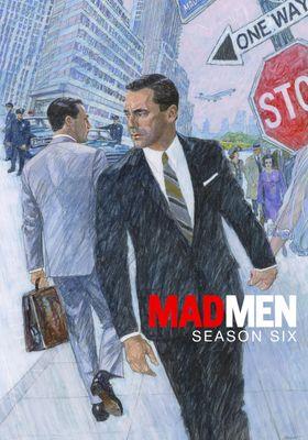 Mad Men Season 6's Poster