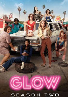 GLOW Season 2's Poster